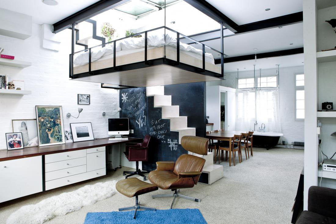 cool studio apartment. They May Be Compact But They Are Most Definitely Cool  Take A Look At Some Of Our Favourite Studio Spaces Compact And Cool Studio Apartments EMFURN CA