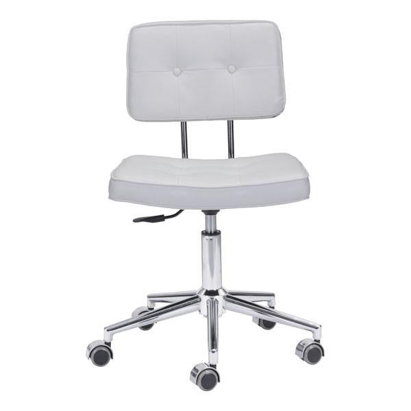 Course White Retro Office Chair , EMFURN   1 ...