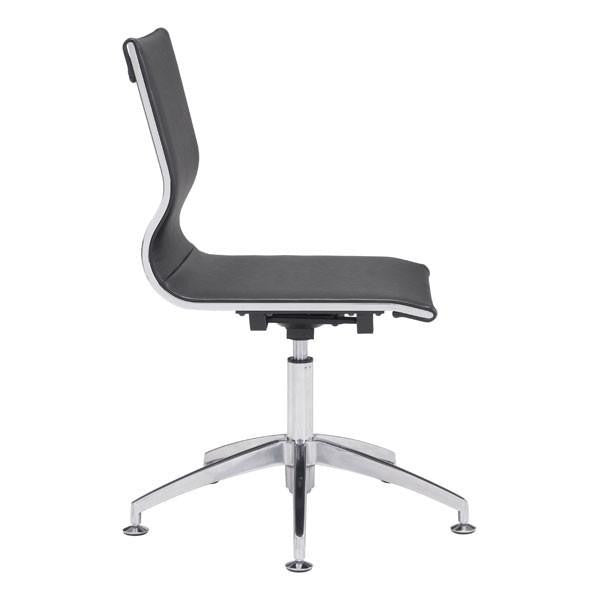 Float Conference Office Chair Black, EMFURN - 1