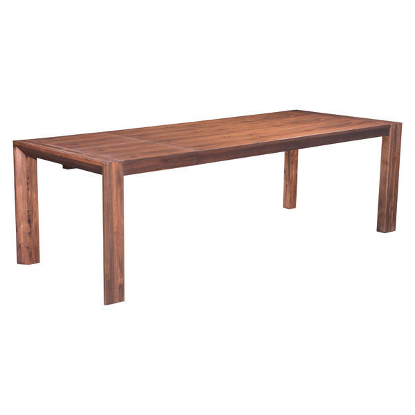 Porter Chestnut Extension Dining Table