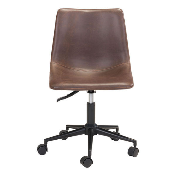 Clever Espresso Office Chair