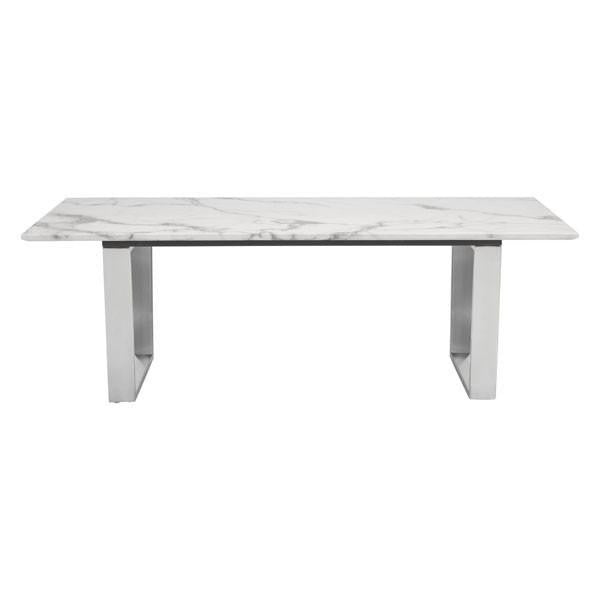 Atlantis Faux Marble Coffee Table