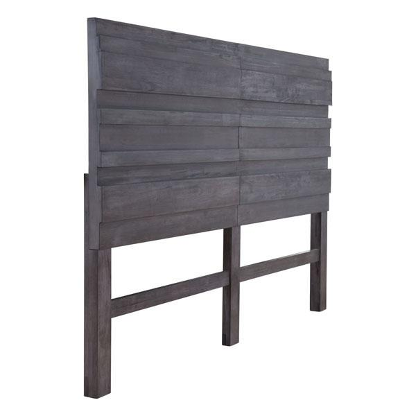 Calvin King Old Gray Headboard
