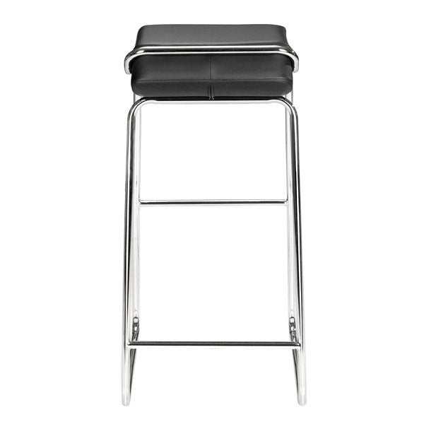 Wave Barstool Black, EMFURN - 1