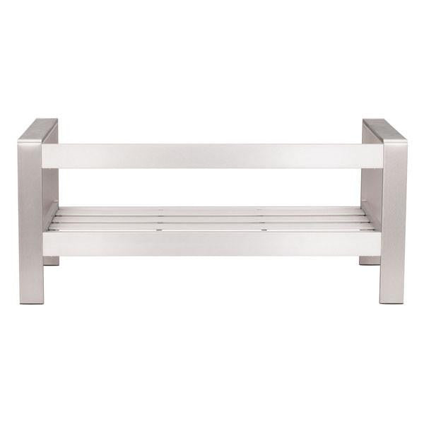 Urban Outdoor Brushed Aluminum Sofa Frame - EMFURN.CA