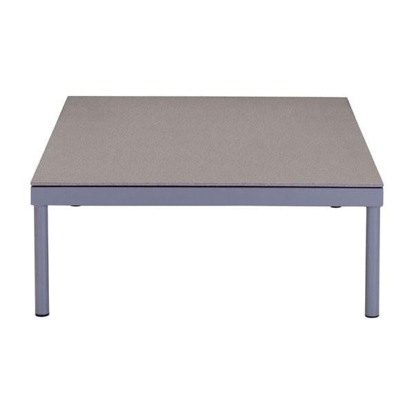 Sand Beach Coffee Table Gray & Granite , EMFURN - 1