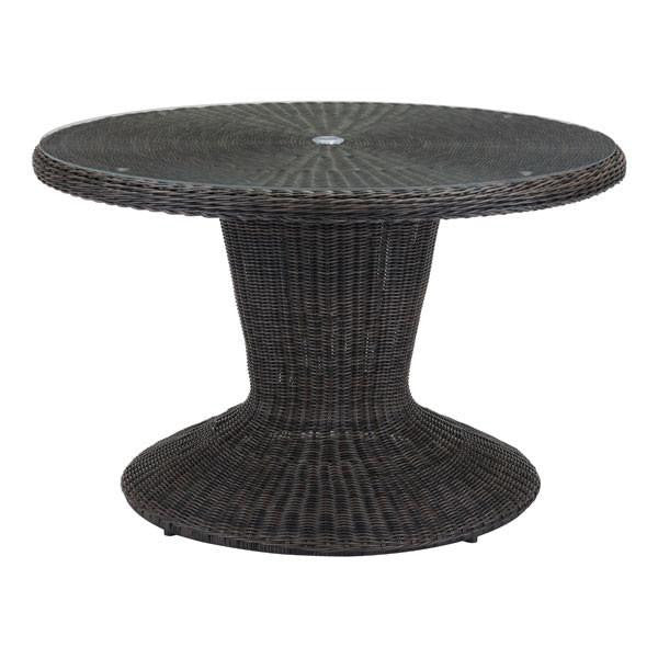 Cullen Brown Outdoor Dining Table