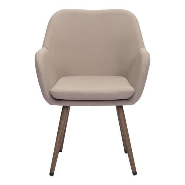 Billy Taupe Dining Chair
