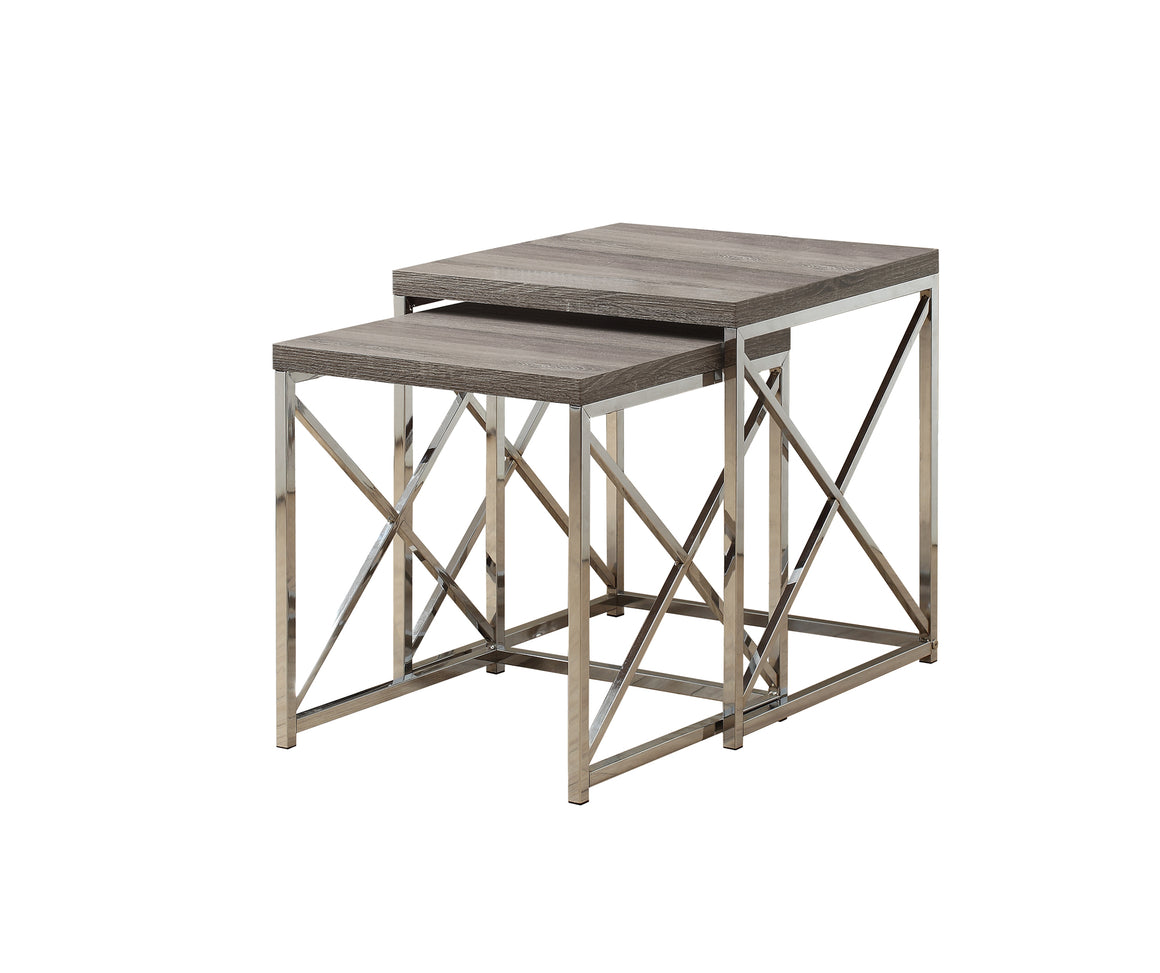 Caldwell Nesting Table 2pcs Set