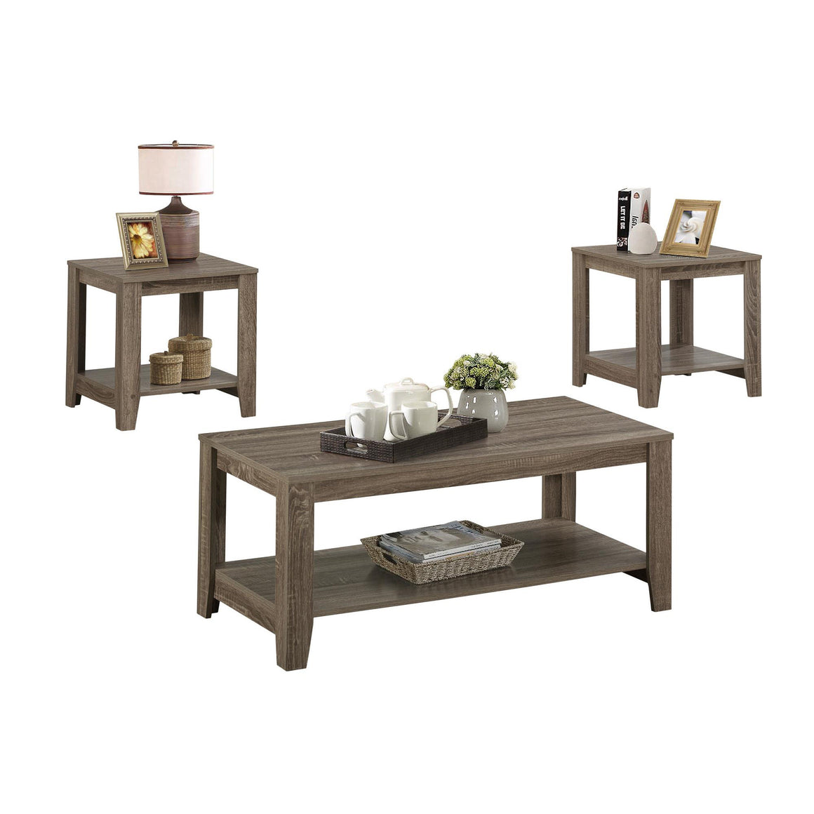 Rochester 3pcs Table Set