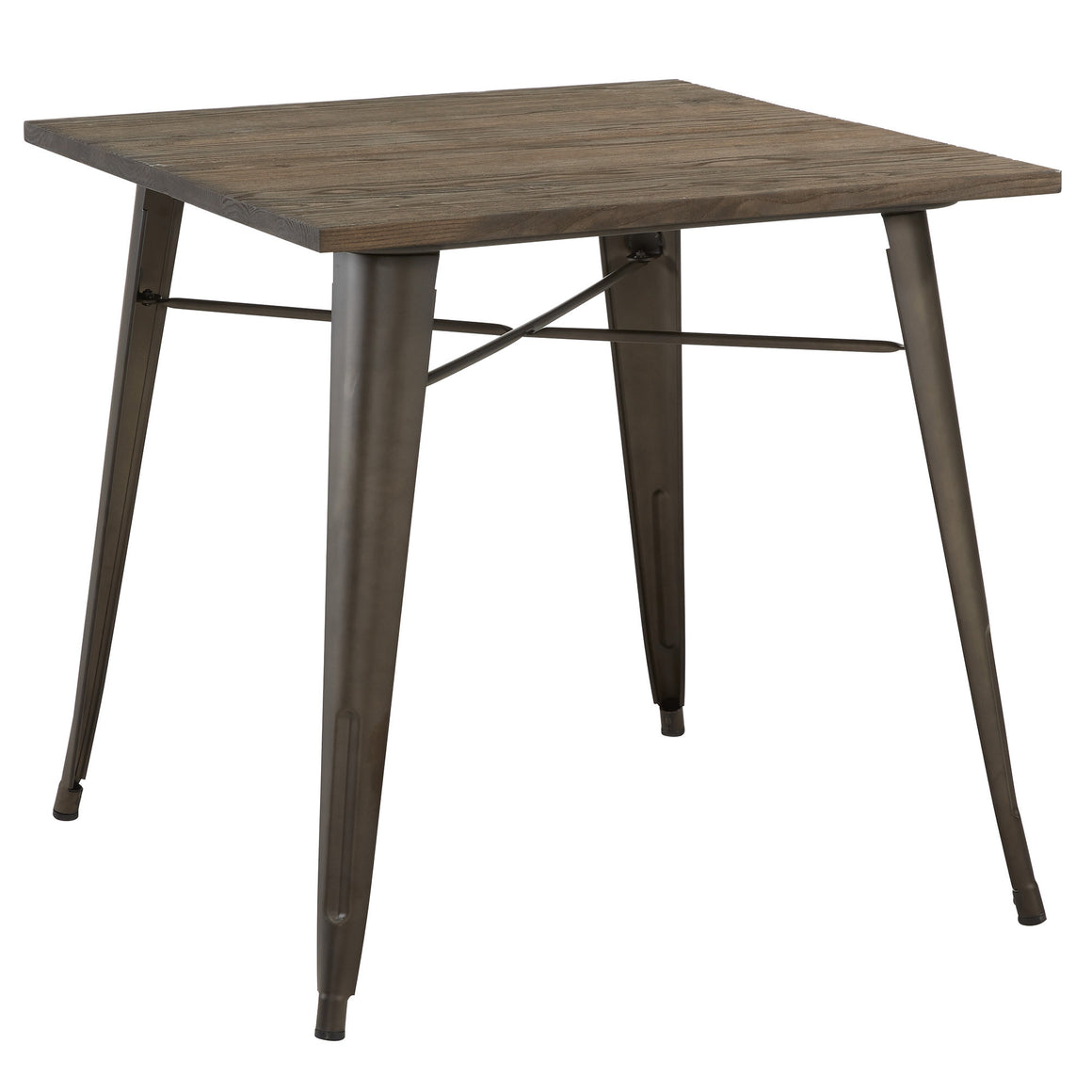 Modus Gunmetal Accent Side Table