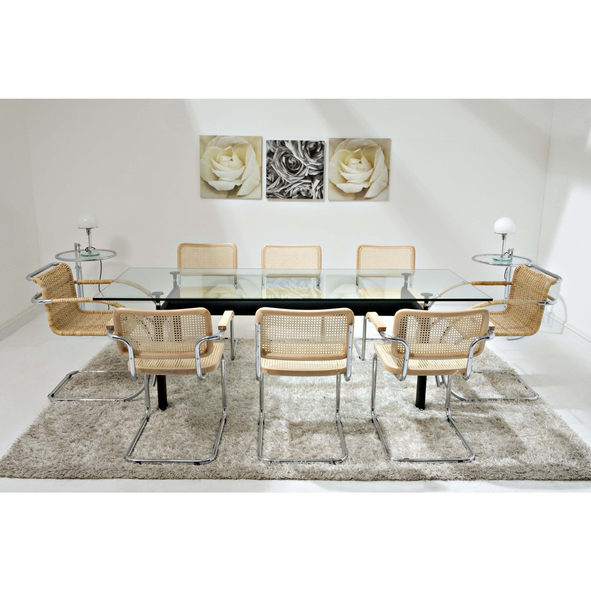 Le Corbusier LC6 Dining Table - EMFURN.CA