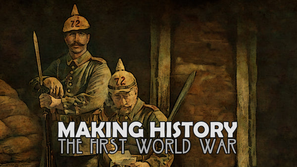 The First World War: Early Access Release Notes #1
