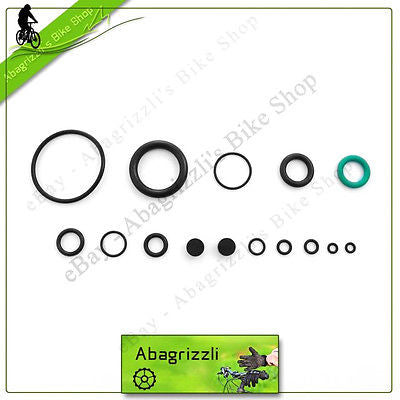 Fox Float CTD /DPS / Re:AKTIV IMPROVED Damper Service/Rebuild Oil Seal Kit F003
