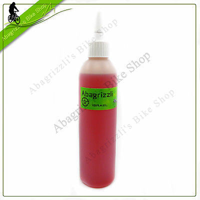 Abagrizzli's SPECIAL BLEND Super Slick MTB Fork Oil 240cc/8.1oz for all forks