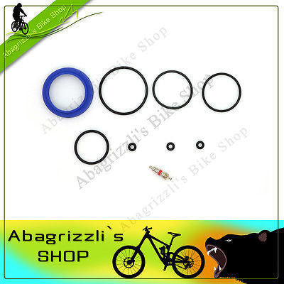 X-Fusion Hilo SL Dropper Post IMPROVED Oil Seal Kit  for 26.9mm shaft