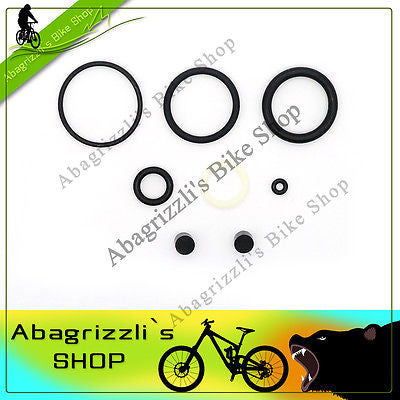 Fox Float X Rear Shock Oil Seals Kit