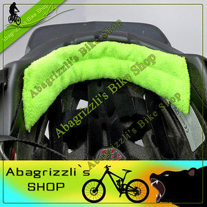 Sweat Buster Bike Helmet Replacement Pad ORIGINAL by TraxFactory, Made in USA