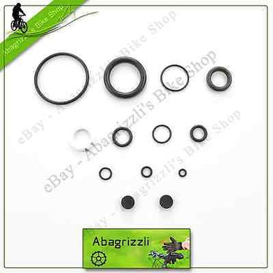 Fox Float R/ RP2/ RP23/ RP3/ Triad *  IMPROVED Rebuild Oil Seal Kit F002