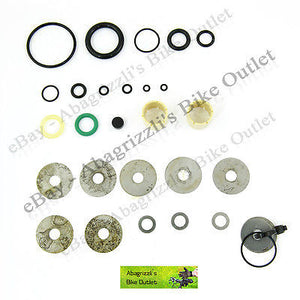 Fox Float R/ RP2 / RP3 / RP23 / CTD/ Triad  IMPROVED Oil Seal Kit + Tuning kit