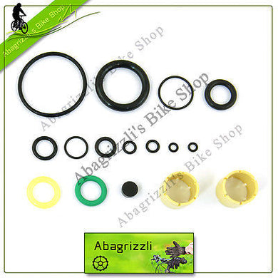 Fox Float R/ RP2 / RP3 / RP23 / CTD / Triad  IMPROVED Damper Service Kit