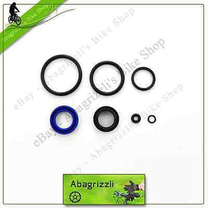 Marzocchi ROCO Coil R / TST / TST2 / WC IMPROVED Oil Seal Kit w/New Dust Wiper