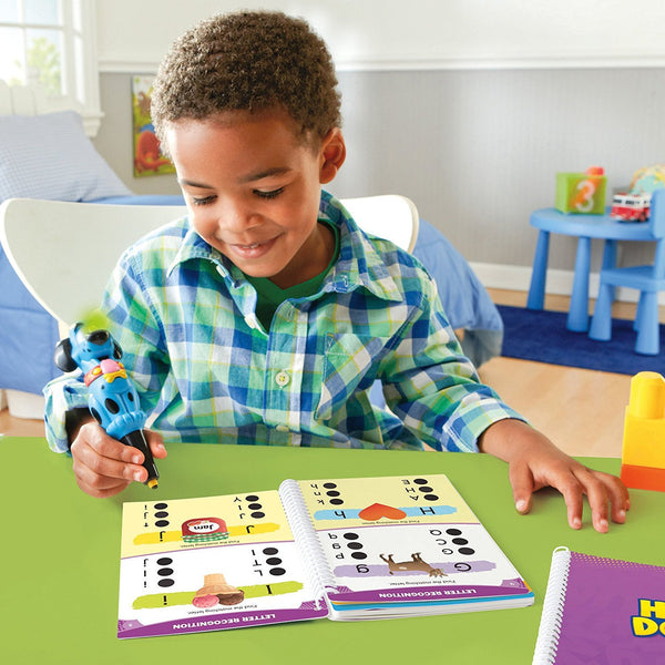 Educational Insights Hot Dots - Let's Master Grade Pre-K Reading - with Talking Pen