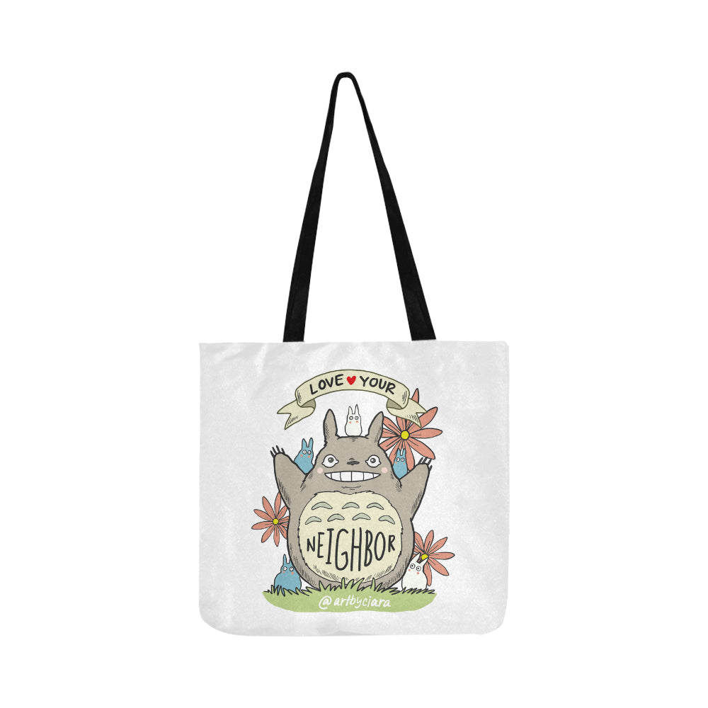 Love Your Neighbor Tote Bag