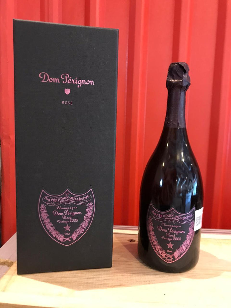 DOM PERIGNON ROSE 750ML $6,630