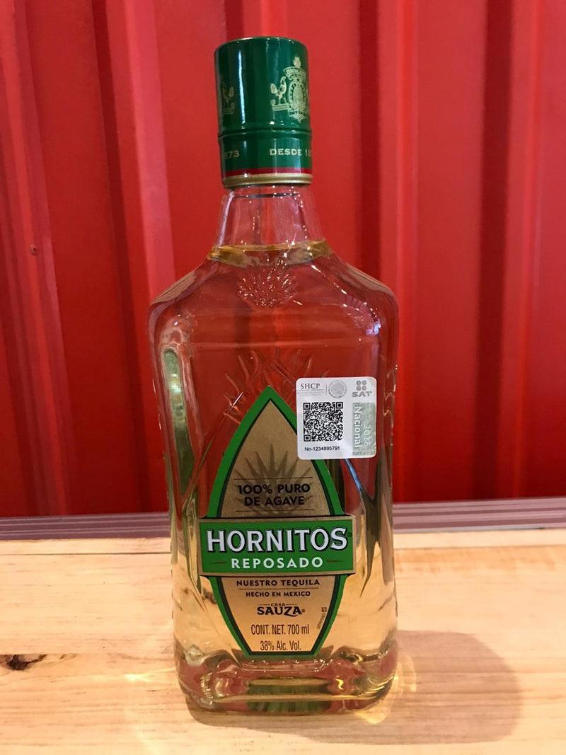 HORNITOS REPOSADO 700ML $244.95