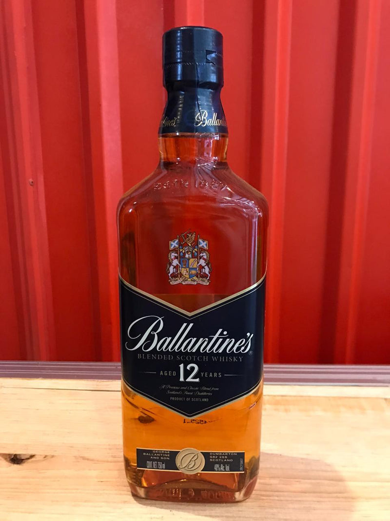 BALLANTINES 12 ANOS 750ML $561.6