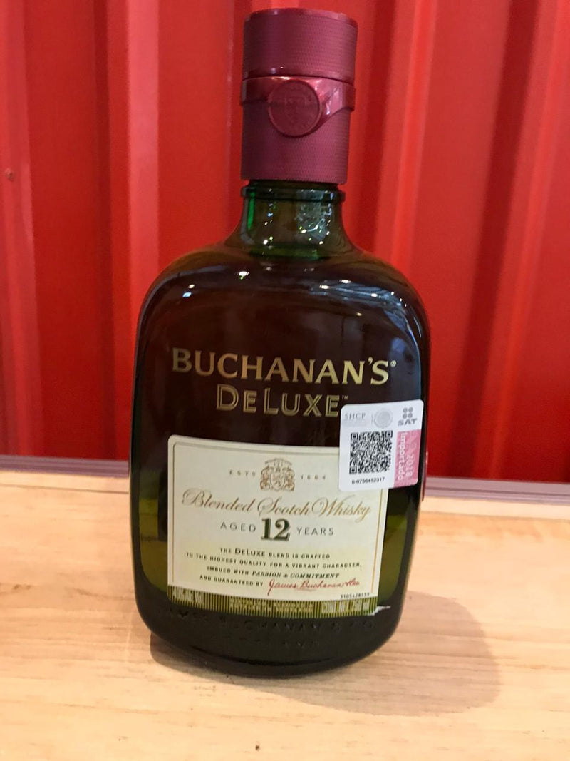 BUCHANANS 12 ANOS 750ML $666.81