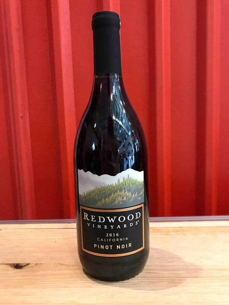 REDWOOD PINOT NOIR $195