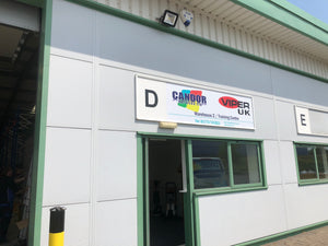 We have opened a second warehouse this week and opened our VIPER UK showroom and training centre