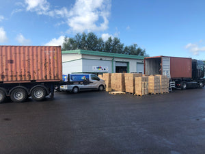 More Candor Replacement Parts Arriving By The Container Load With Lots Of New Lines
