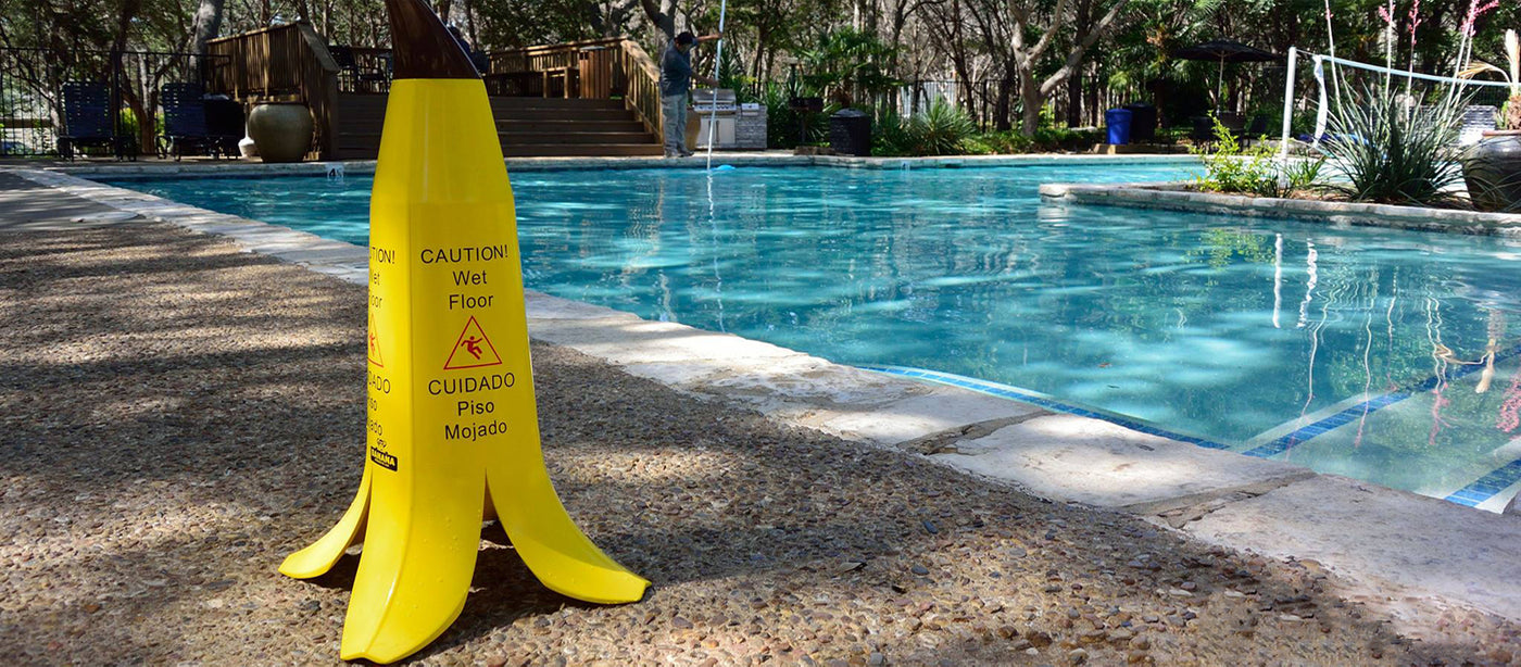 Wet Floor signs that get noticed!