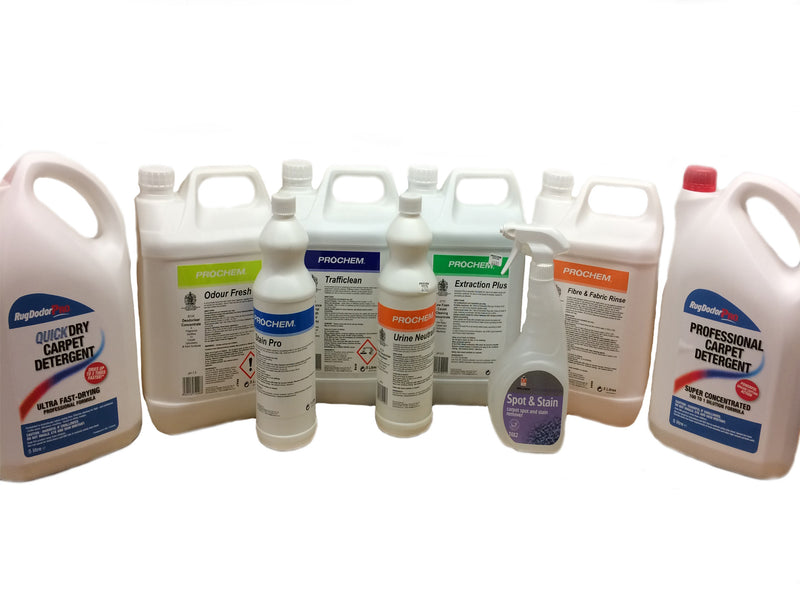 View our selection Of chemicals
