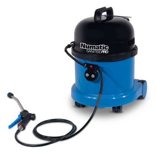Numatic NSU370 Sanitise Pro Misting Disinfection System - 217psi - 5L - Vortex Effect Misting