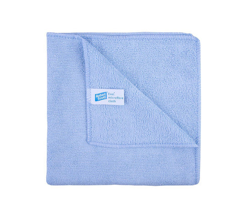 Robert Scott 40x40cm Exel Supercloth Blue Pack of 10 Cloths