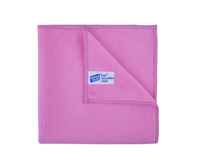 Robert Scott 40x40cm Exel Supercloth Pink Pack of 10 Cloths