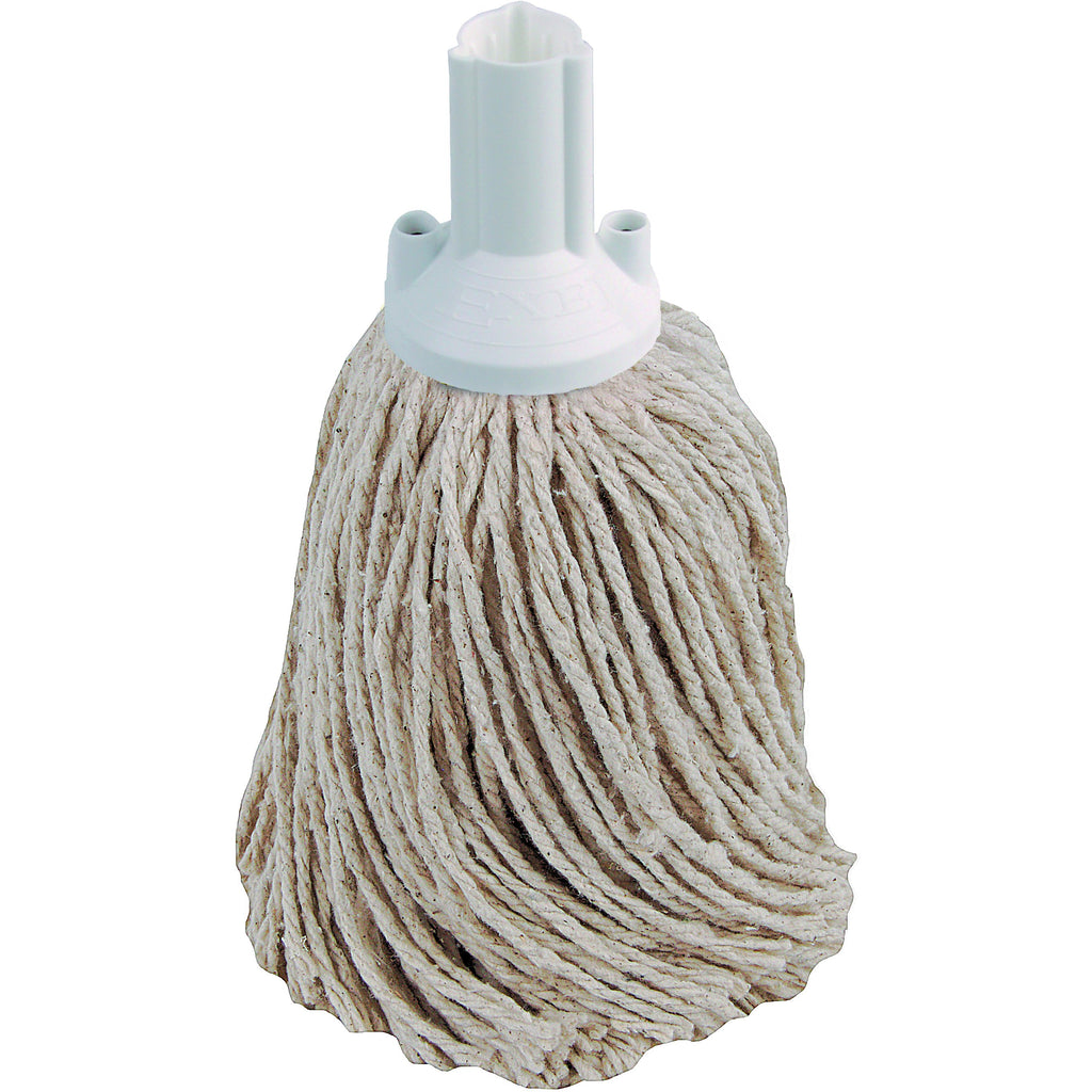 PY Yarn Socket Mop 250G Excel Fitting - Case of 50 - White Colour Coding