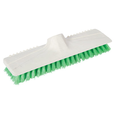 Green Deck Scrub Brush to Fit Standard Handles