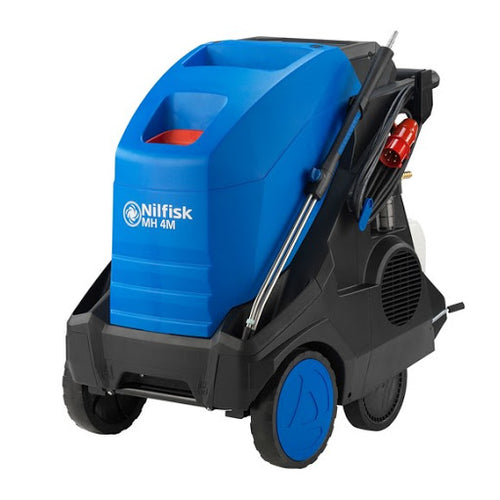 Nilfisk MH4M 100/680 PAX Mobile Hot Pressure Washer