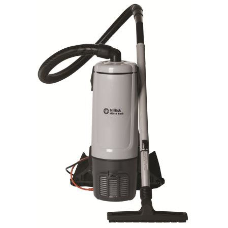 Nilfisk Gd5 Fly Aircraft Backpack Vacuum Cleaner