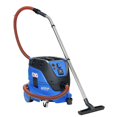 Nilfisk Attix 33-2M PC 240v M Class hazardous dust vacuum cleaner -  Health And Safety Vacuum Cleaner - Nilfisk Alto
