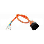 Nilfisk SC100 130E Detachable Male Plug Assembly -  Vacuum Cleaner Cable - Nilfisk Alto