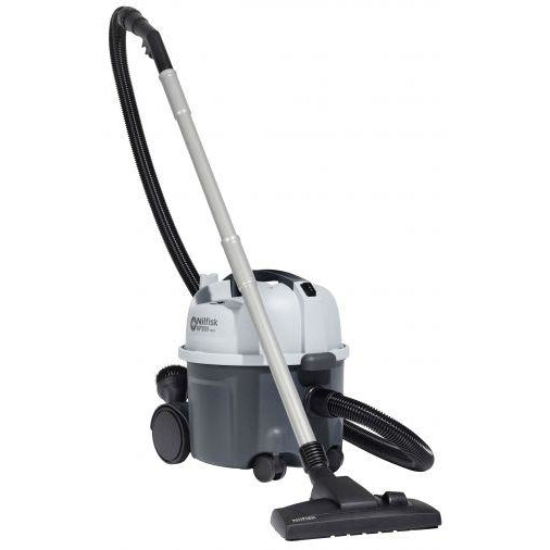 Nilfisk VP300 HEPA Basic Dry Vacuum Cleaner - Commercial tub cleaner