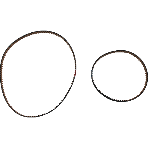 Nilfisk VU500 belt kit - Replacement belts