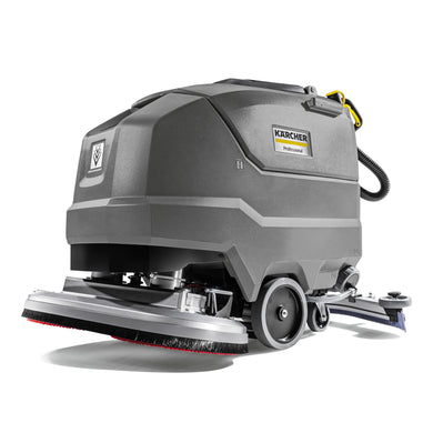 Karcher BD 80/100 W Bp Pack Classic Walk Behind Scrubber Dryer - 24v