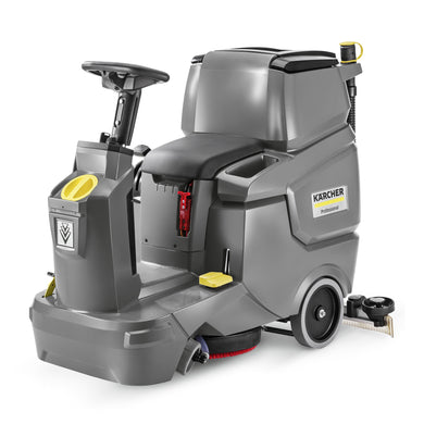 Karcher BD 50/70 R Classic Bp Pack Micro Ride On Scrubber Dryer